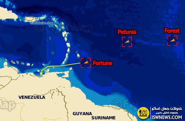 NÓNG: Máy bay, tàu chiến Mỹ ồ ạt xuất kích, trận sinh tử có thể sắp bắt đầu - Quân đội Venezuela hạ quyết tâm chiến đấu, bảo vệ tàu dầu Iran - Ảnh 3.