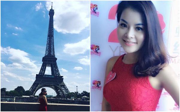 Quen ở Hà Nội, gắn bó ở Thượng Hải, chia ly ở Paris: Câu chuyện 10 năm đợi chờ một bóng hình không trở lại của cô gái 9X mang 2 dòng máu Việt Trung - ảnh 3