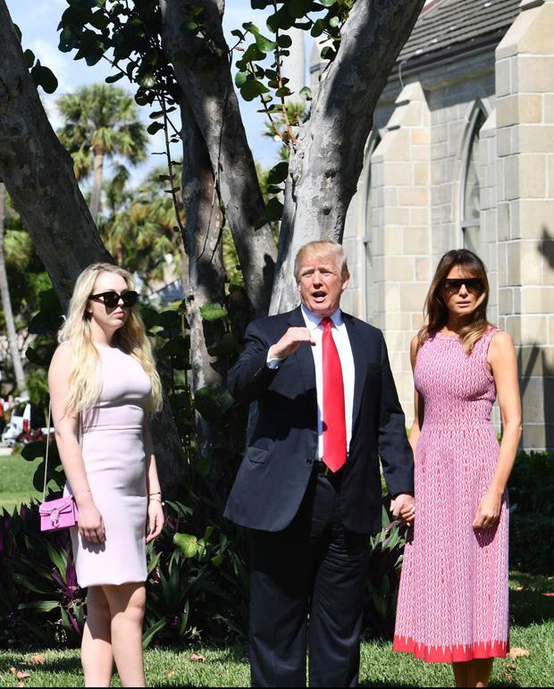 Con gái út cực phẩm nhưng kín tiếng của ông Trump: Tốt nghiệp trường luật, xử lý khéo quan hệ gia đình và tham vọng bước vào đế chế kinh doanh - Ảnh 4.