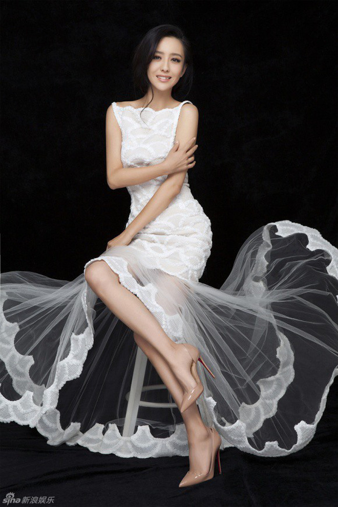 Trước Địch Lệ Nhiệt Ba, có 1 mỹ nhân Tân Cương đẹp xuất sắc: Tựa tiên nữ giáng trần, chao đảo bao trái tim người hâm mộ - Ảnh 7.