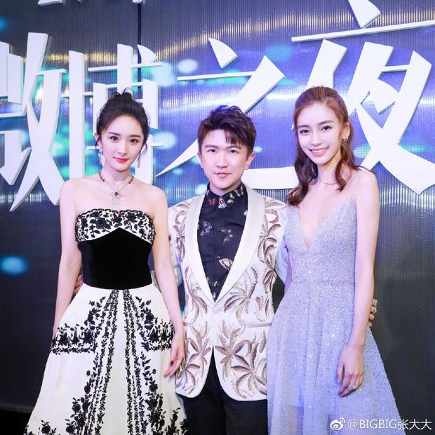 Những nàng công chúa Cbiz chung khung hình: Angela Baby - Nhiệt Ba chấp cả dàn mỹ nhân, Lưu Diệc Phi khiến fan ngã ngửa - Ảnh 7.