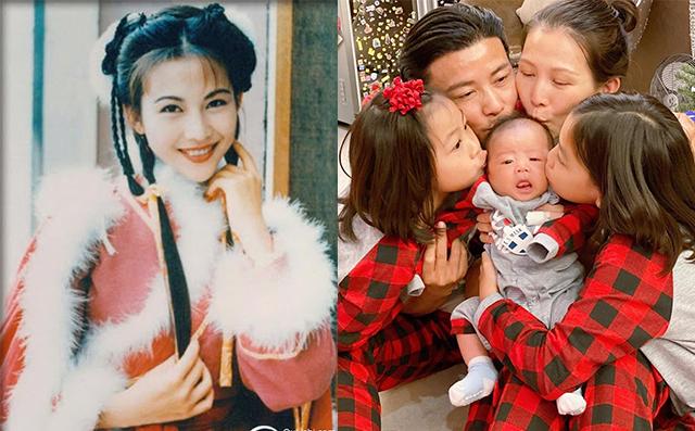 """Á hậu đẹp nhất Hong Kong: """"Bán thân"""" trả nợ cho mẹ, lấy chồng kém tài giờ ra sao"""