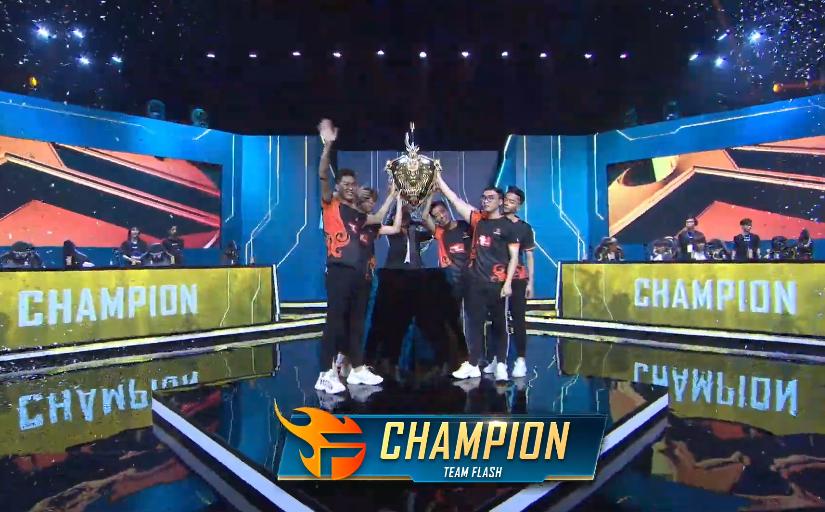 Bóp nát SaiGon Phantom từ trứng nước, Team Flash vô địch với đẳng cấp đỉnh cao thế giới