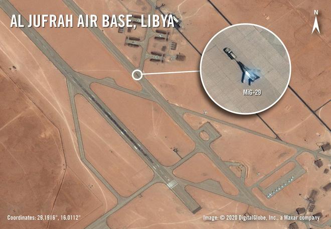 6 MiG-29 và 2 Su-24 Nga tới Libya: Đập tan âm mưu thiết lập Khmeimim thứ 2 của Thổ? - Ảnh 6.