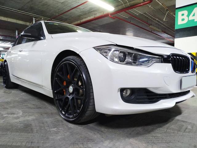 Sau 100.000km, chủ nhân BMW 3-Series bán xe giá hơn 700 triệu, riêng tiền độ tốn 263 triệu đồng - Ảnh 4.