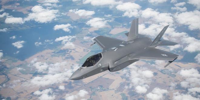 Vì sao siêu tiêm kích tàng hình F-35 được dùng cho Vệ binh Quốc gia Mỹ?  - Ảnh 4.