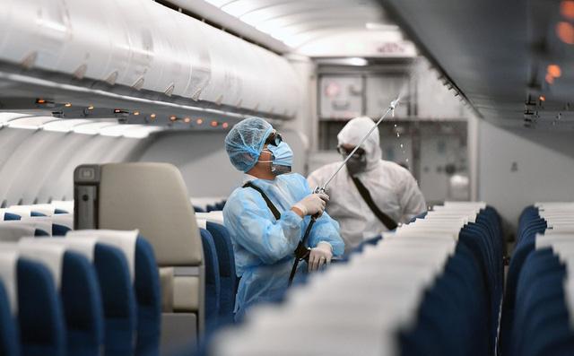 4 bệnh nhân trên chuyến bay Dubai về Việt Nam đã khỏi bệnh Covid-19
