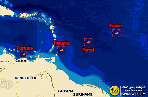 NÓNG: Đối đầu nghẹt thở, Venezuela và Iran thắng 1-0, tàu dầu Iran cắt mặt tàu đặc chủng mang cờ Mỹ - Ảnh 23.