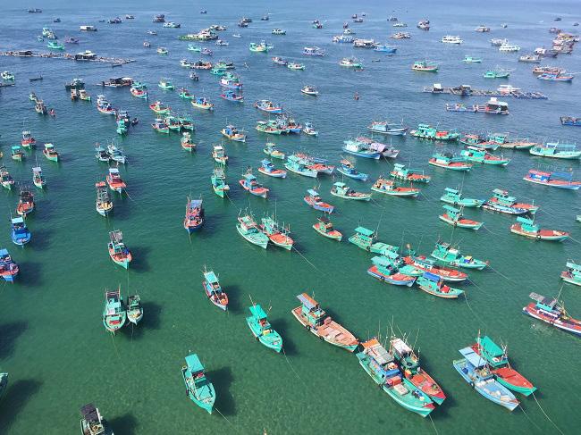 Du lịch TP Hồ Chí Minh ấm dần trở lại sau dịch COVID-19 - Ảnh 1.