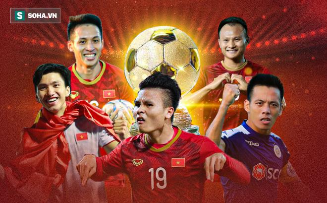 TRỰC TIẾP Gala QBV Việt Nam 2019: Lịch sử lại gọi Quang Hải hay vinh danh Hùng Dũng?