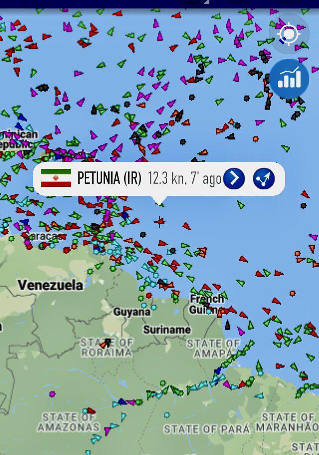 NÓNG: Liên tiếp đột phá, tỷ số sắp là 3-0, Venezuela-Iran dẫn trước - Cái gọi là vòng vây của Hải quân Mỹ rách toang? - Ảnh 26.