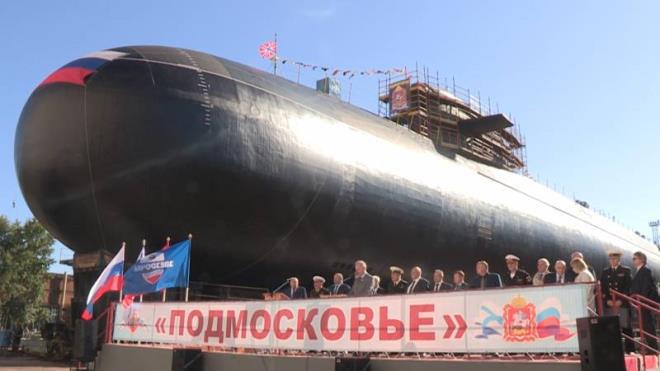 Bí ẩn lực lượng tàu ngầm tinh hoa của Hải quân Nga  - Ảnh 2.