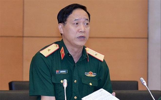 Tướng Nguyễn Mai Bộ: Người làm ở doanh nghiệp đòi nợ thuê chủ yếu xăm trổ, công cụ là dao kiếm, dùng vũ lực