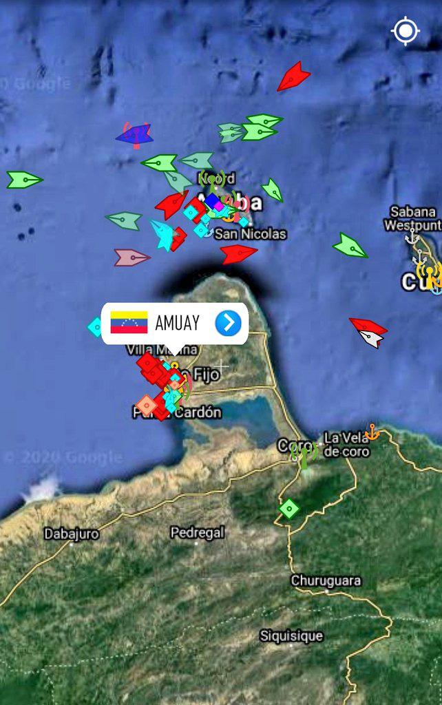 NÓNG: Liên tiếp đột phá, tỷ số sắp là 3-0, Venezuela-Iran dẫn trước - Cái gọi là vòng vây của Hải quân Mỹ rách toang? - Ảnh 6.