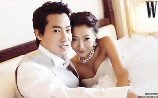 Kim Hee Sun - Người phụ nữ duy nhất tự tin khẳng định đẹp hơn Kim Tae Hee - ảnh 5