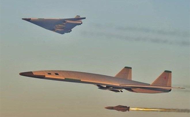 Máy bay ném bom chiến lược tàng hình PAK DA bắt đầu được chế tạo - Ảnh 1.