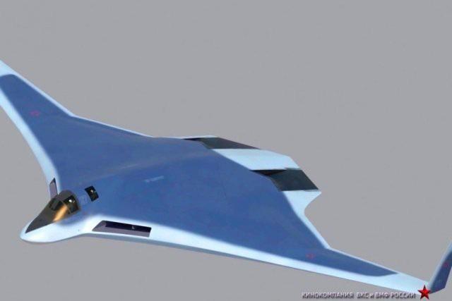 Máy bay ném bom chiến lược tàng hình PAK DA bắt đầu được chế tạo - Ảnh 2.