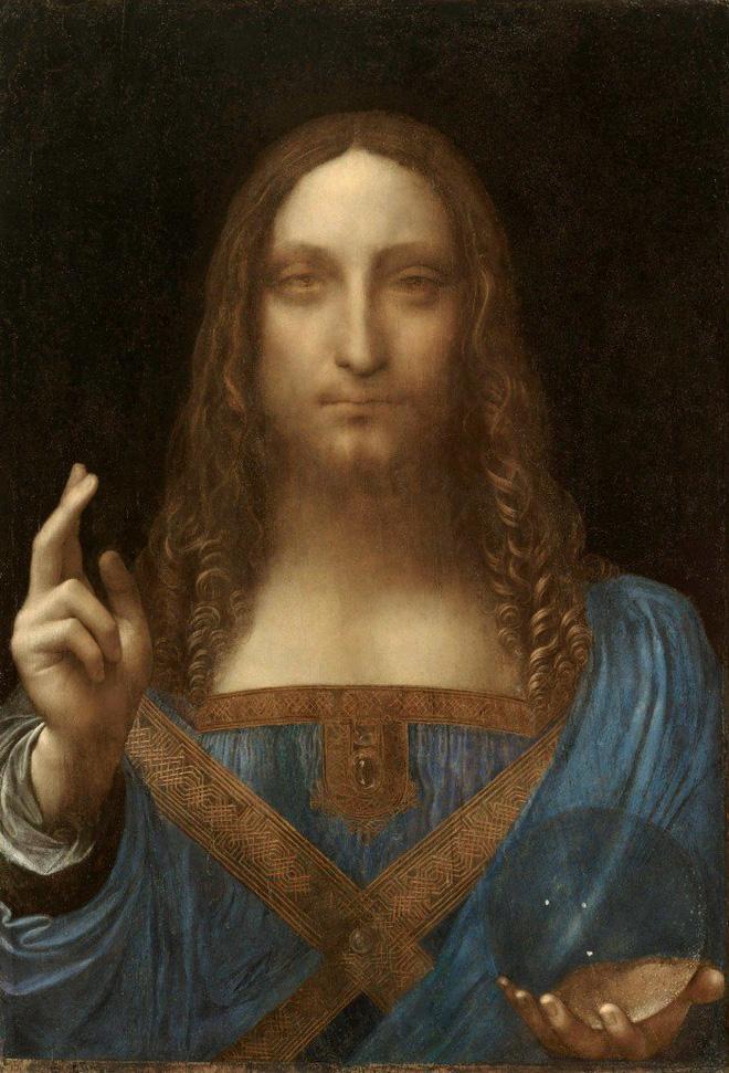 Dùng phần mềm tái tạo lại tranh của Leonardo da Vinci, các nhà nghiên cứu chứng minh thiên tài người Ý không vẽ sai - Ảnh 1.