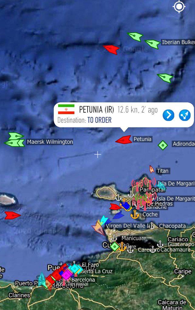NÓNG: 3-0, Iran và Venezuela dẫn trước ngoạn mục trước hạm đội hùng hậu HQ Mỹ - Dấu hiệu tàu khóa đuôi bị chặn bắt? - Ảnh 15.