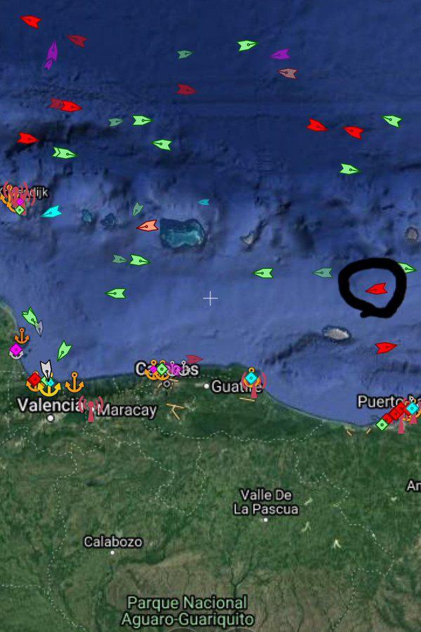 NÓNG: 3-0, Iran và Venezuela dẫn trước ngoạn mục trước hạm đội hùng hậu HQ Mỹ - Dấu hiệu tàu khóa đuôi bị chặn bắt? - Ảnh 12.