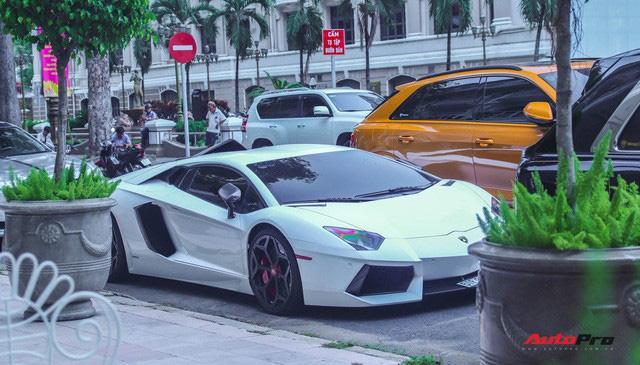 Dàn siêu xe, siêu sang trị giá gần 100 tỷ đồng tụ họp gây náo loại Sài Gòn - Ảnh 6.