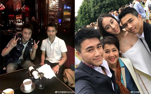 Con trai vua sòng bạc Macau: Sống kín tiếng nhưng hẹn hò với toàn mỹ nhân nóng bỏng - Ảnh 8.