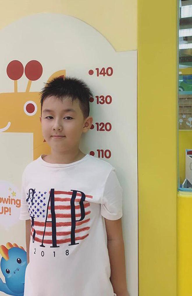 Tên thật con trai Hồ Ngọc Hà và các quý tử của sao Việt - Ảnh 11.