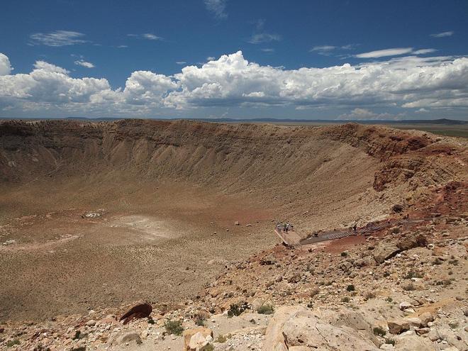 Miệng hố Chicxulub ngày nay vẫn còn lưu dấu vết của va chạm hàng triệu năm trước