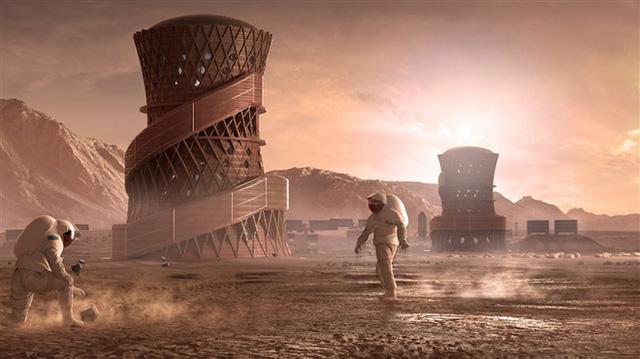 Vì sao con người cần lai tạo với sinh vật được mệnh danh là quái vật bất tử nếu muốn sống trên Sao Hỏa? - Ảnh 1.