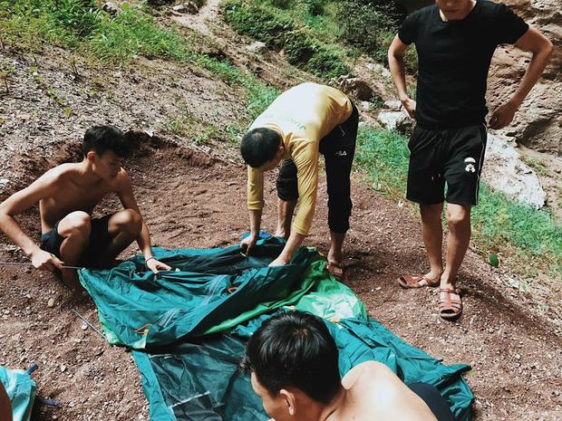 """Chàng trai lần đầu tiết lộ nhiều sự thật ít biết về """"hố tử thần"""" cao nhất Việt Nam, khẳng định nhiều bài đăng trên MXH đưa thông tin sai lệch gây hiểu lầm - Ảnh 15."""