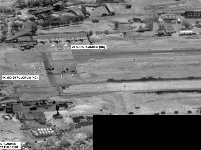 Lầu Năm Góc bình luận về sự xuất hiện của các máy bay Nga tại Libya - ảnh 2