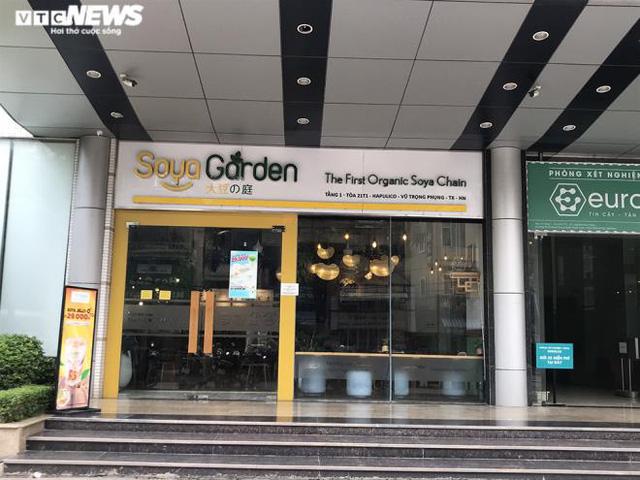 Hàng loạt cửa hàng Soya Garden tại Hà Nội ngừng hoạt động  - Ảnh 9.