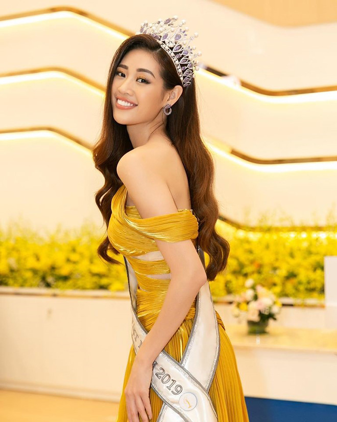 Hoa hậu Khánh Vân khoe ảnh gợi cảm - Ảnh 7.