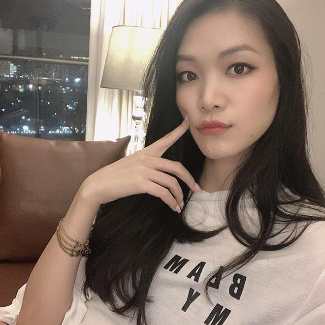 """Hoa hậu chiều cao """"khủng"""" nhưng xui xẻo nhất Việt Nam giờ ra sao? - Ảnh 4."""