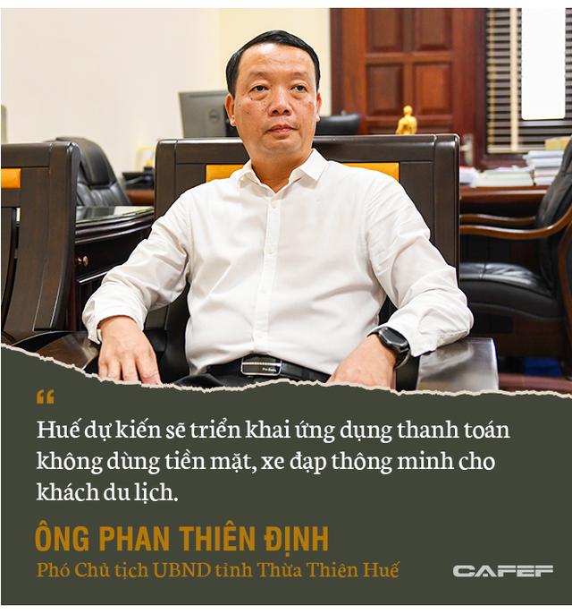 """Sau khi cảm ơn Hòa Minzy vì MV chất liệu lịch sử, Phó chủ tịch Thừa Thiên Huế chia sẻ: """"Thành phố cổ kính nhưng hợp với người trẻ"""" - Ảnh 2."""