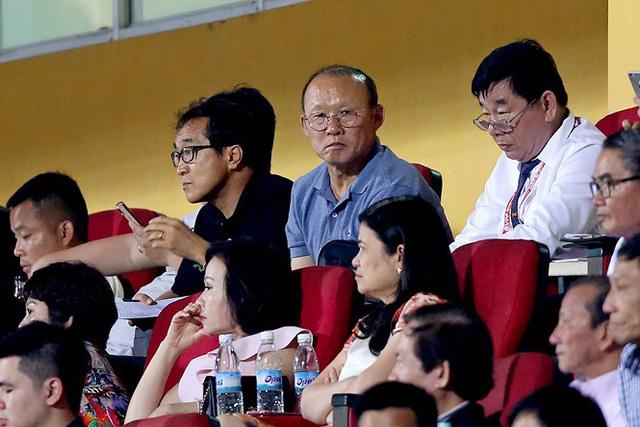 HLV Park Hang Seo sẽ dự khán trận CLB Hà Nội – CLB Đồng Tháp - Ảnh 1.
