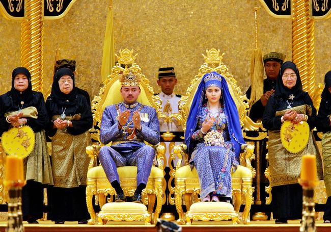 Nàng dâu Lọ Lem của hoàng gia Brunei trong hôn lễ xa hoa bậc nhất châu Á cách đây 16 năm hiện giờ có cuộc sống ra sao? - Ảnh 2.