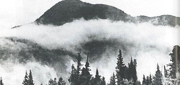 Suốt 40 năm, một gia đình người Nga sống cô lập trong vùng núi hoang dã tận cùng của Trái đất và cắt đứt mọi liên hệ với nền văn minh nhân loại - Ảnh 1.
