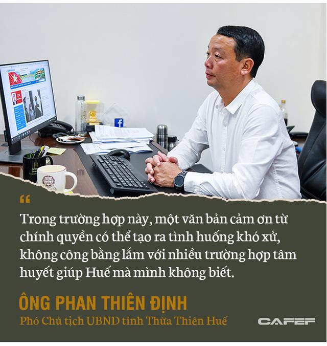 """Sau khi cảm ơn Hòa Minzy vì MV chất liệu lịch sử, Phó chủ tịch Thừa Thiên Huế chia sẻ: """"Thành phố cổ kính nhưng hợp với người trẻ"""" - Ảnh 11."""
