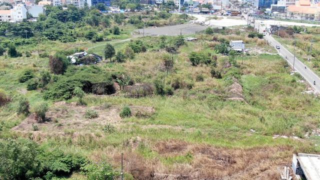 Cận cảnh khu đất 4,3ha ngoài ranh quy hoạch Thủ Thiêm người dân được hoán đổi - Ảnh 11.