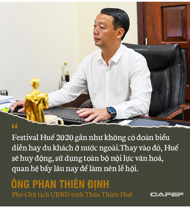 """Sau khi cảm ơn Hòa Minzy vì MV chất liệu lịch sử, Phó chủ tịch Thừa Thiên Huế chia sẻ: """"Thành phố cổ kính nhưng hợp với người trẻ"""" - Ảnh 6."""