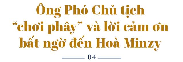 """Sau khi cảm ơn Hòa Minzy vì MV chất liệu lịch sử, Phó chủ tịch Thừa Thiên Huế chia sẻ: """"Thành phố cổ kính nhưng hợp với người trẻ"""" - Ảnh 10."""