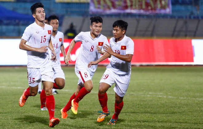 Việt Nam đoạt tấm vé lịch sử, cả châu Á phải ngả mũ trước chiến tích ở Bahrain - Ảnh 10.