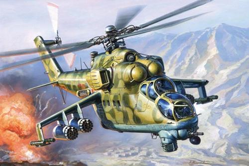 Trực thăng vũ trang Mi-24 bắn hạ tiêm kích F-4: Chiến công vang dội - Cứ ngon ăn là diệt - Ảnh 2.