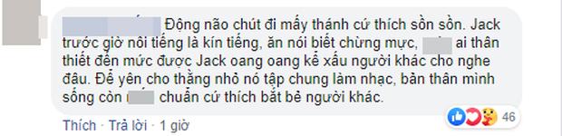 Netizen tranh cãi nảy lửa xoay quanh đoạn clip nghi vấn Jack nói xấu Sơn Tùng và ViruSs: người bênh vực, kẻ lên án, thậm chí K-ICM cũng được gọi tên - Ảnh 14.