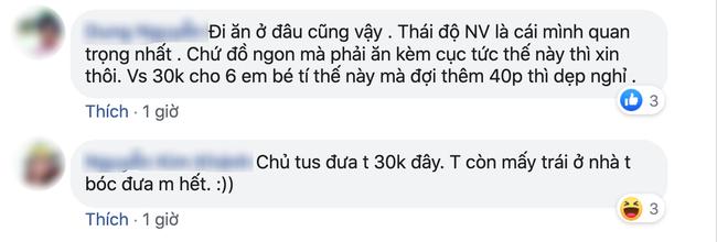 Chờ 40 phút để nhận về 2 xiên măng cụt ăn chơi với giá 30k, cô gái Sài Gòn tức nghẹn cổ vì đồ thực khác quảng cáo, thái độ nhân viên quá tệ - Ảnh 3.