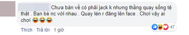Netizen tranh cãi nảy lửa xoay quanh đoạn clip nghi vấn Jack nói xấu Sơn Tùng và ViruSs: người bênh vực, kẻ lên án, thậm chí K-ICM cũng được gọi tên - Ảnh 8.