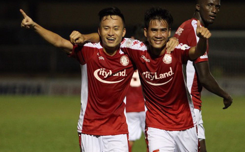 [TRỰC TIẾP] CLB TP.HCM 0-0 Đà Nẵng: Hà Đức Chinh chấn thương phải rời sân sau 20 phút