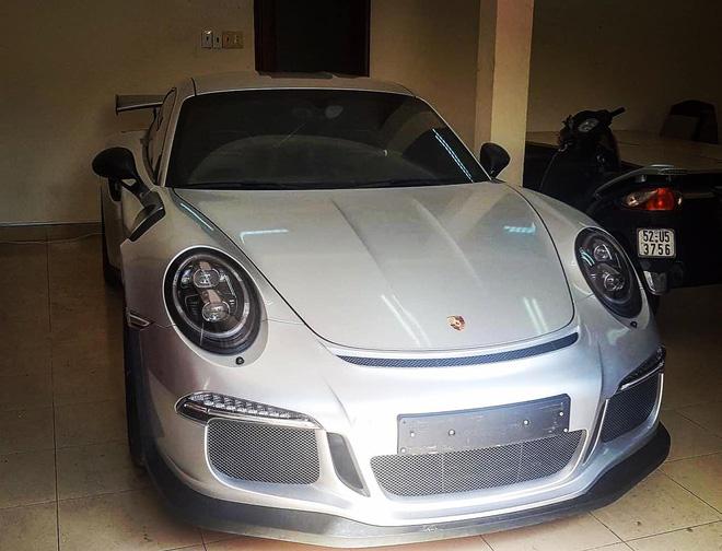 Porsche 911 GT3 RS từng của ông chủ cà phê Trung Nguyên về tay đại gia Bến Tre nhưng một điểm mới khiến không phải ai cũng nhận ra - Ảnh 1.