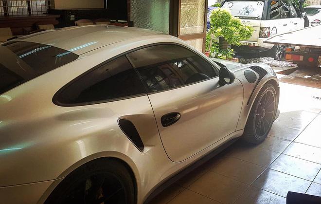 Porsche 911 GT3 RS từng của ông chủ cà phê Trung Nguyên về tay đại gia Bến Tre nhưng một điểm mới khiến không phải ai cũng nhận ra - Ảnh 2.